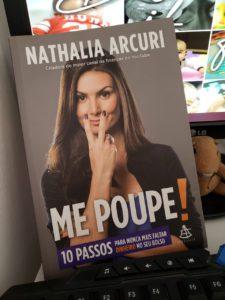 Livro Me Poupe! - Nathalia Arcuri